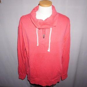 Fabletics 1/4 Zip Pullover Sweatshirt  - Size Lg